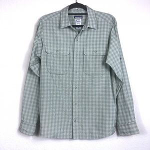 Patagonia Men's Long-Sleeved Snap Button Shirt